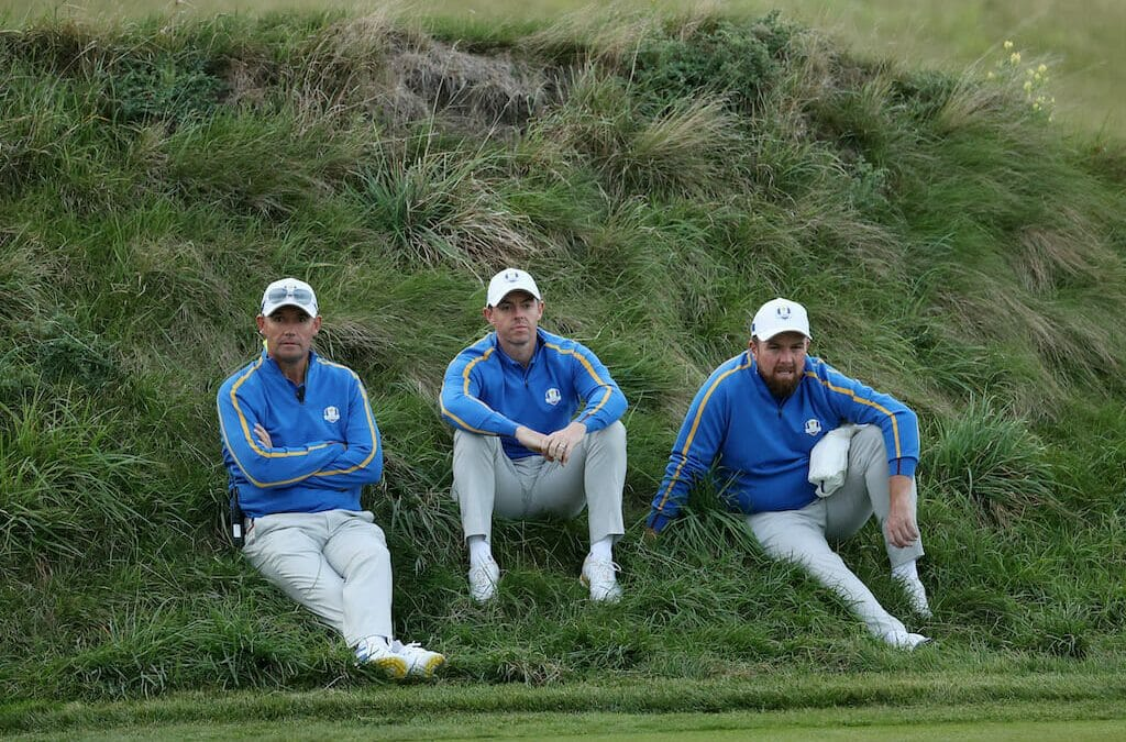 Europe with a mountain to climb but Harrington remains hopeful at Whistling