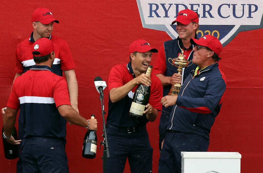 Spieth expects USA repeat when 'new generation' invades Rome