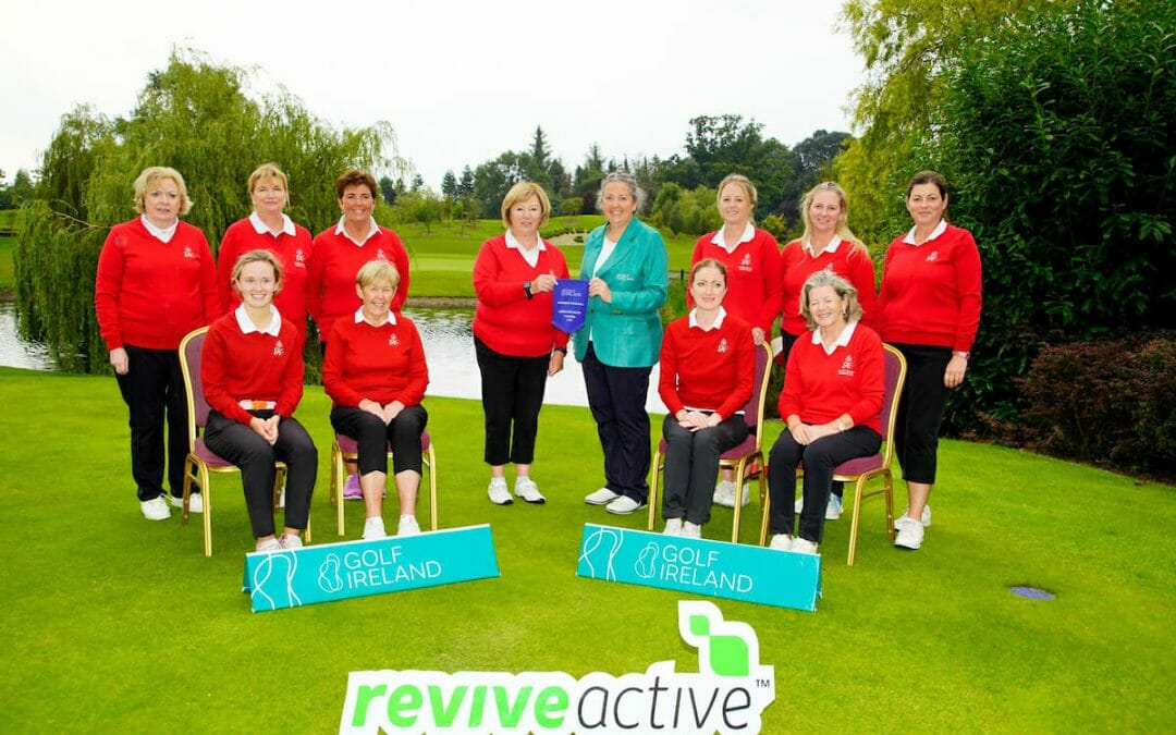 Semi-finalists decided for the Revive Active Women's All-Ireland Fourballs