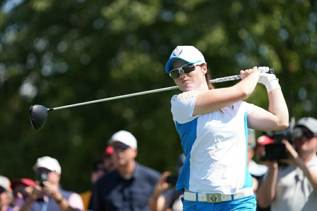 Golf Ireland praises Maguire's inspirational Solheim Cup showing