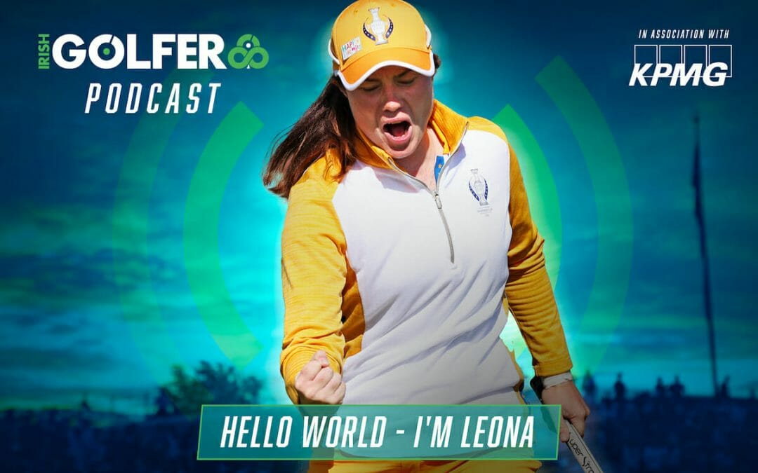 Podcast: Hello world – I'm Leona