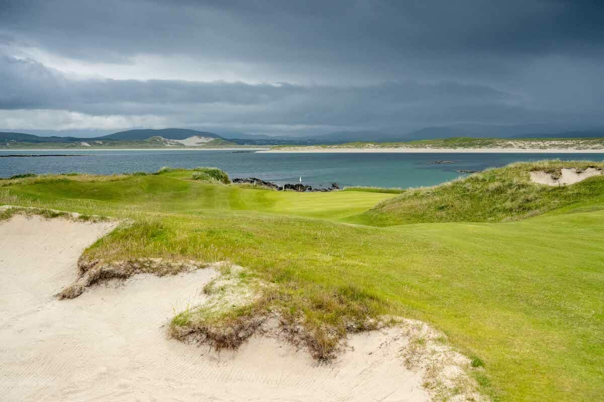 Tainted Love* – a visit to a revitalised Narin & Portnoo.