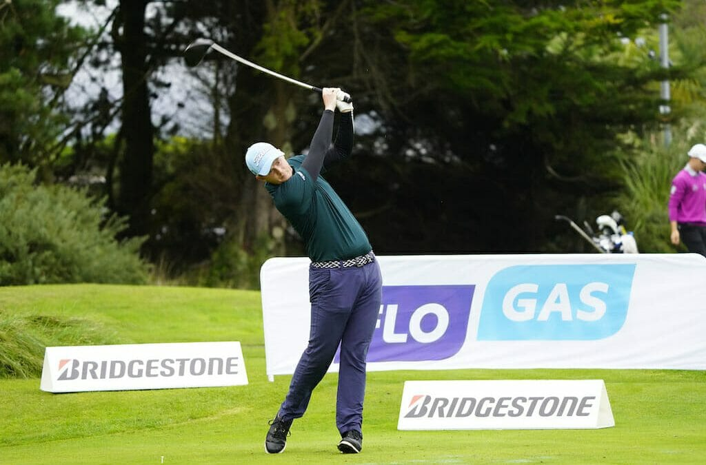 Hill and Gerhardsen lead at the Flogas Irish Men's Amateur Open