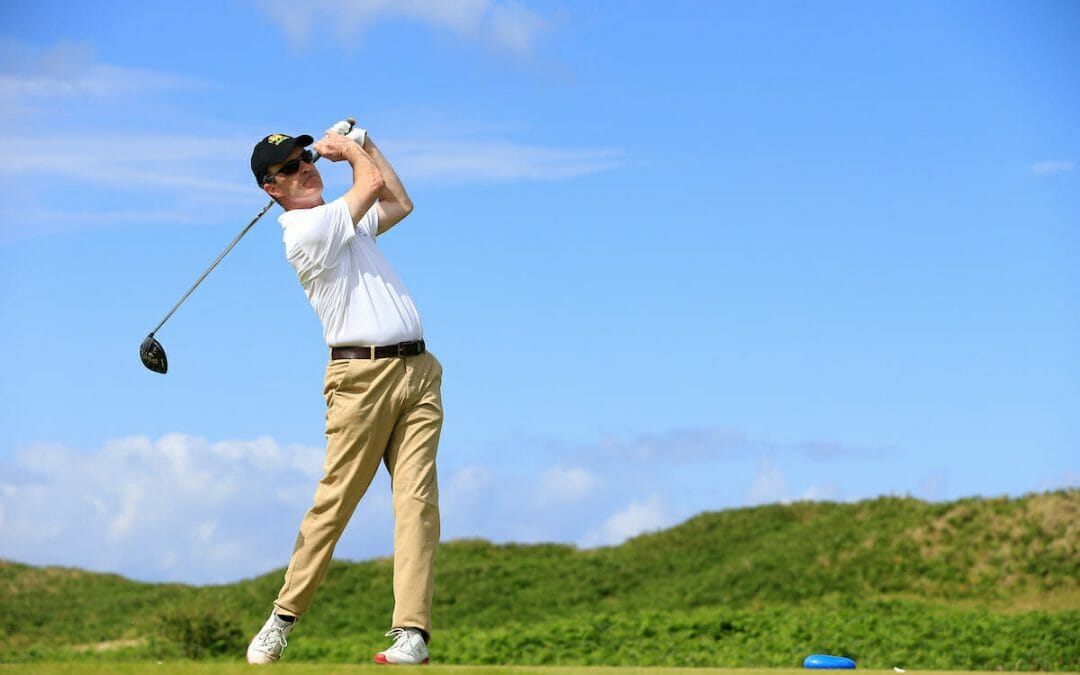 Mulholland leads the home charge at Irish Senior Men's Amateur Open