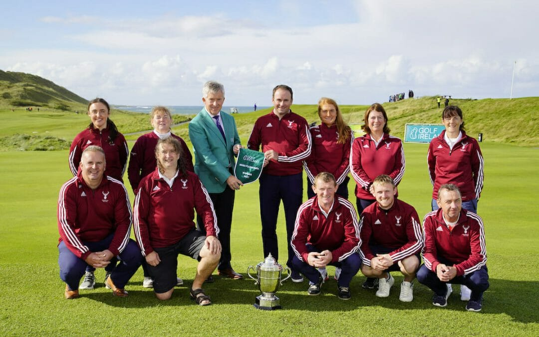 Doneraile and Enniscrone claim All-Ireland titles at Strandhill
