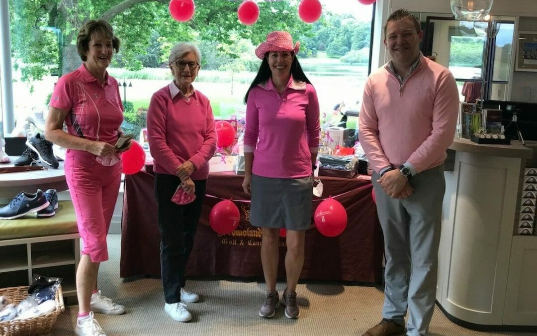 Record breaking year for Play in Pink in aid of the National Breast Cancer Research Institute