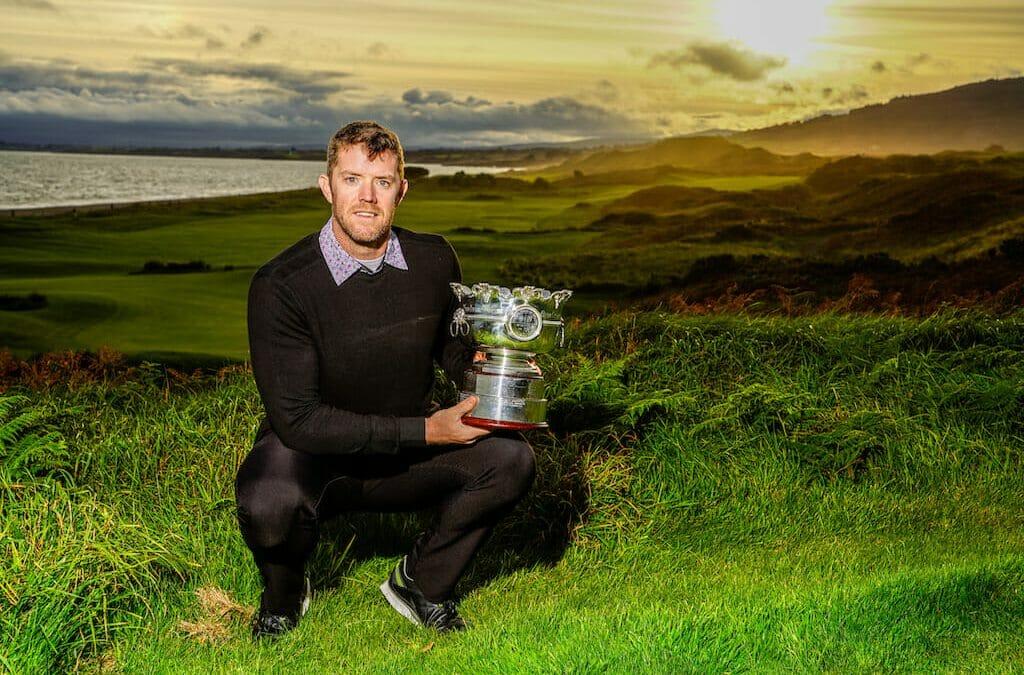 O'Keeffe captures 2021 Flogas Irish Men's Amateur Open title
