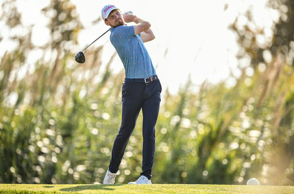 Murphy lands final hole eagle for third place finish in Spain