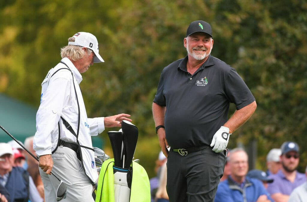 Strong finish for Clarke at Dominion Energy Classic as Langer takes the title