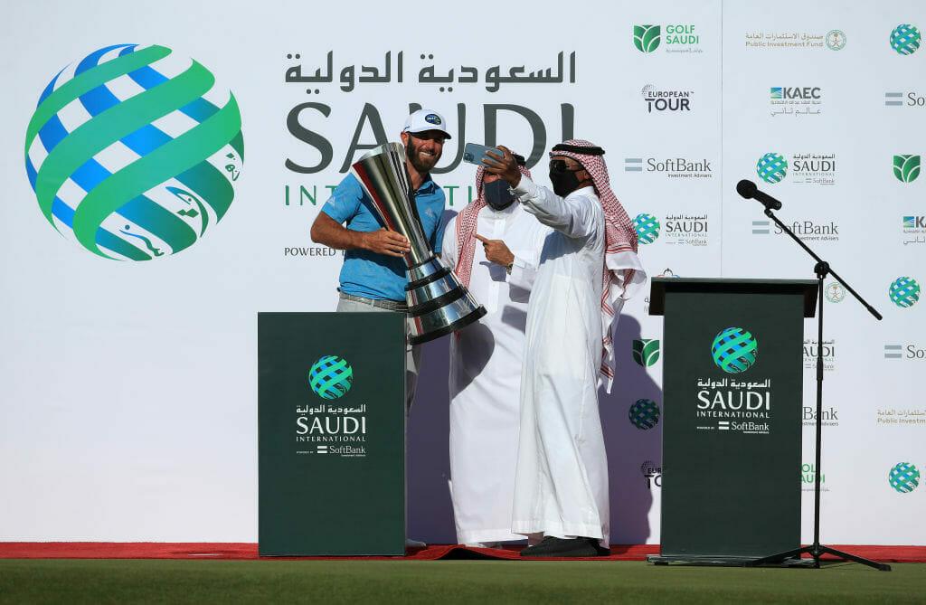 PGA & European Tour showdown looming over players wanting to contest 2022 Saudi International