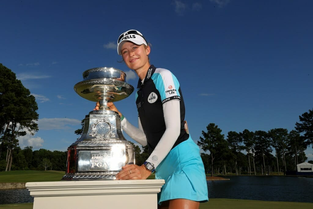 Nelly Korda to make maiden appearance at the PNC Championship