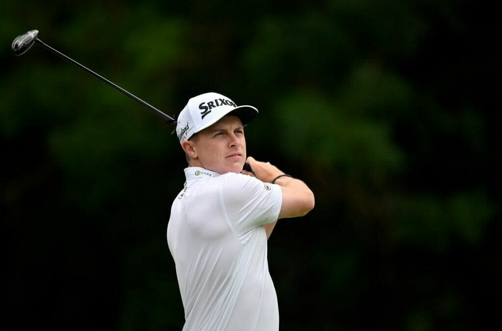 Purcell saves the best for last to join McBride in progressing at Korn Ferry Tour Q-School