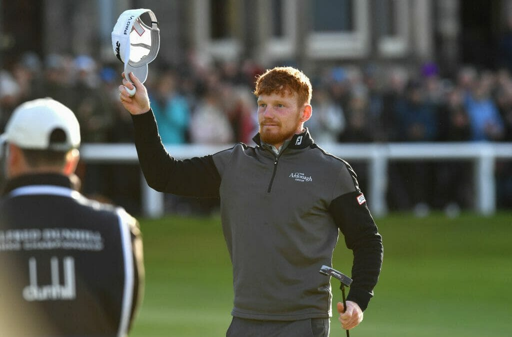 Murphy secures his Challenge Tour card for 2022 season