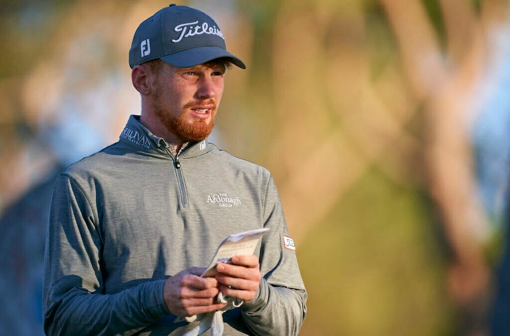 Murphy refusing to get ahead of himself as dream run continues