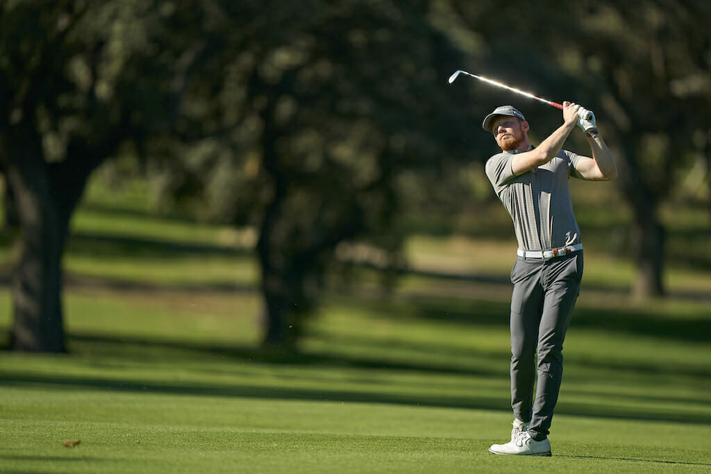Murphy breaks 70 for third straight day but big finish needed in Madrid