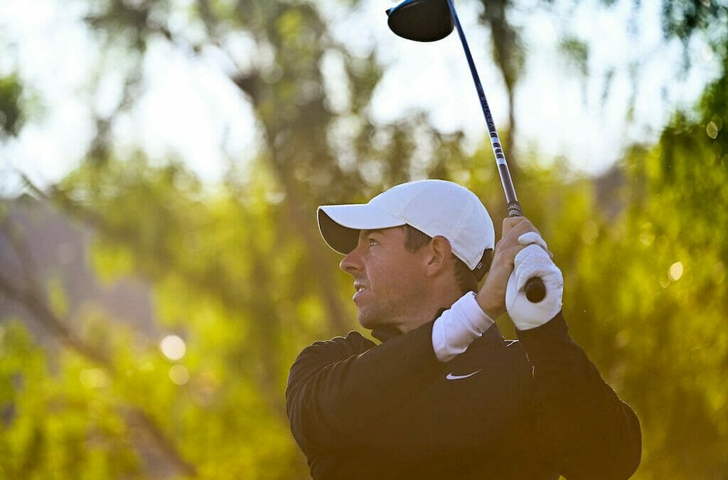 """""""When I play my best, I'm the best player in the world"""" – McIlroy"""