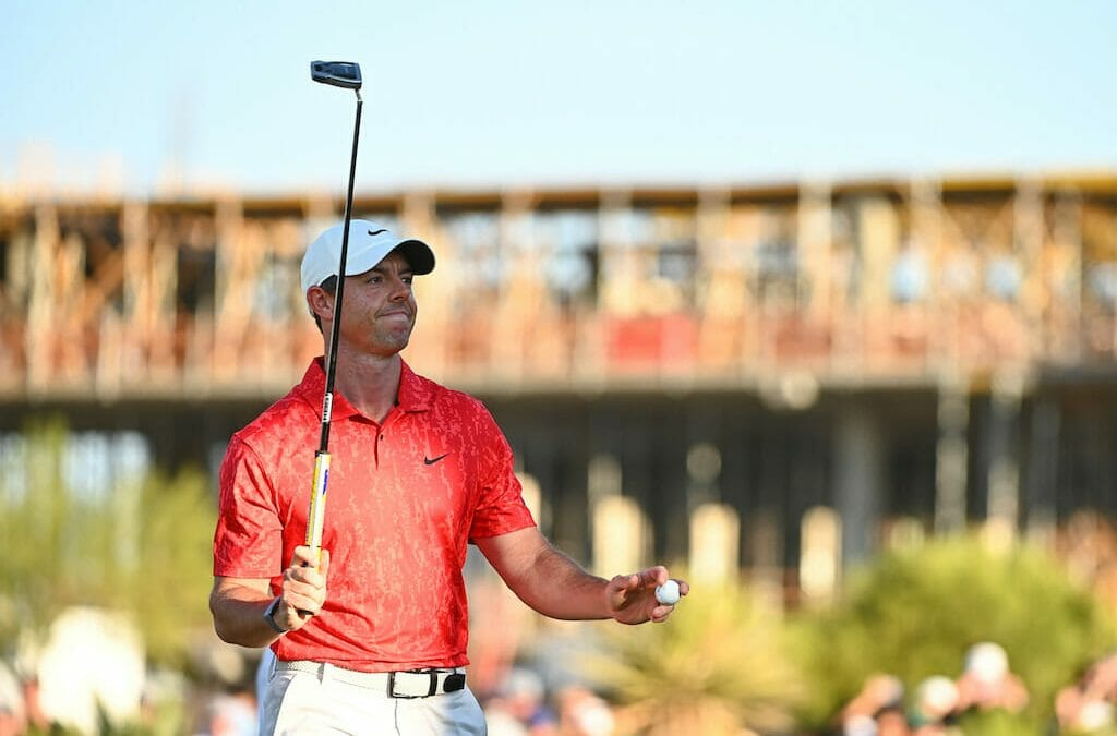 McIlroy being backed for more Major success after Vegas win