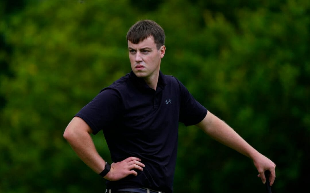 McDonnell hoping to plot his way around Cork GC at the Munster Stroke Play