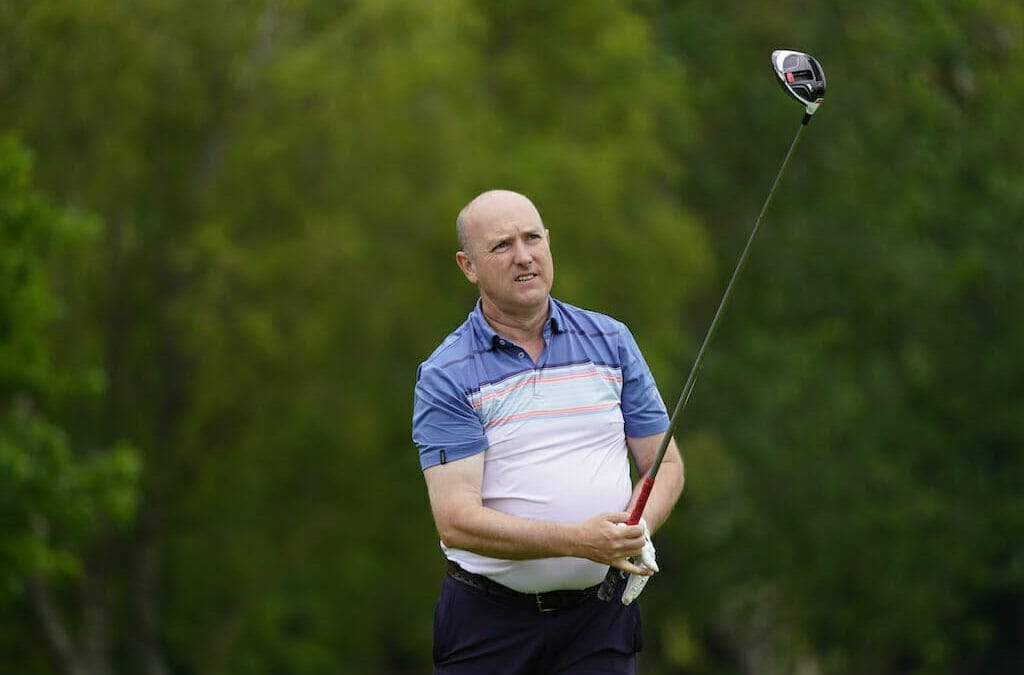 Lyons joins Flynn at the top ahead of stacked Irish Mid-Am decider