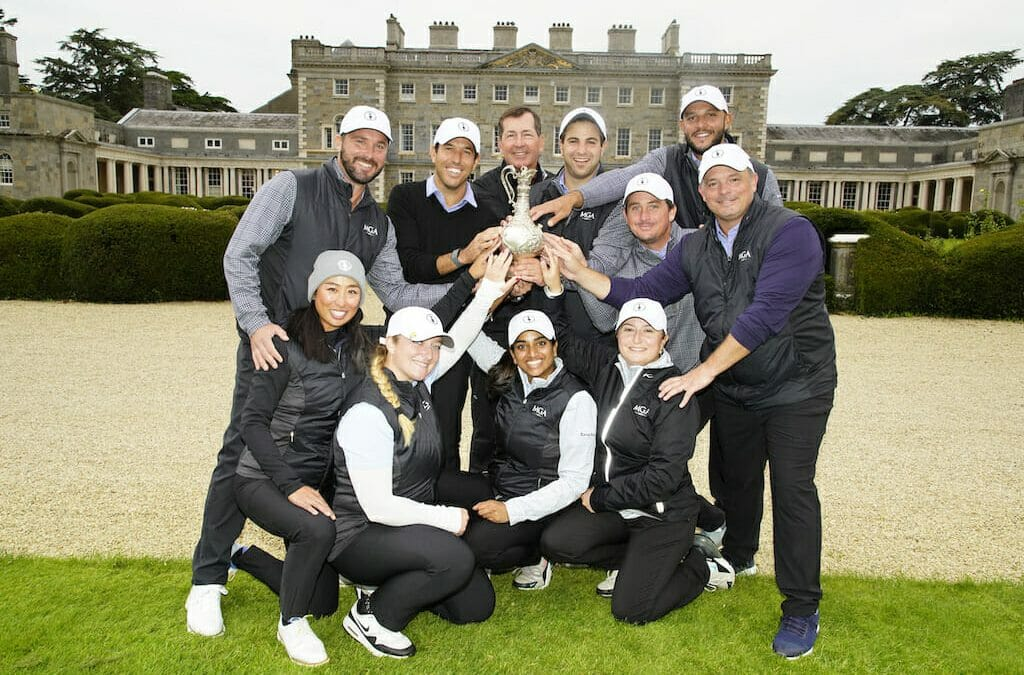 MGA retain the Carey Cup after 10-10 tie at Carton House