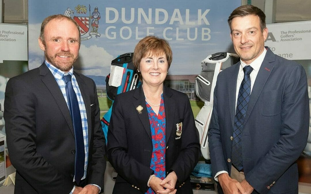 Thornton & Moriarty share the spoils at the Michael McCumiskey Pro-Am