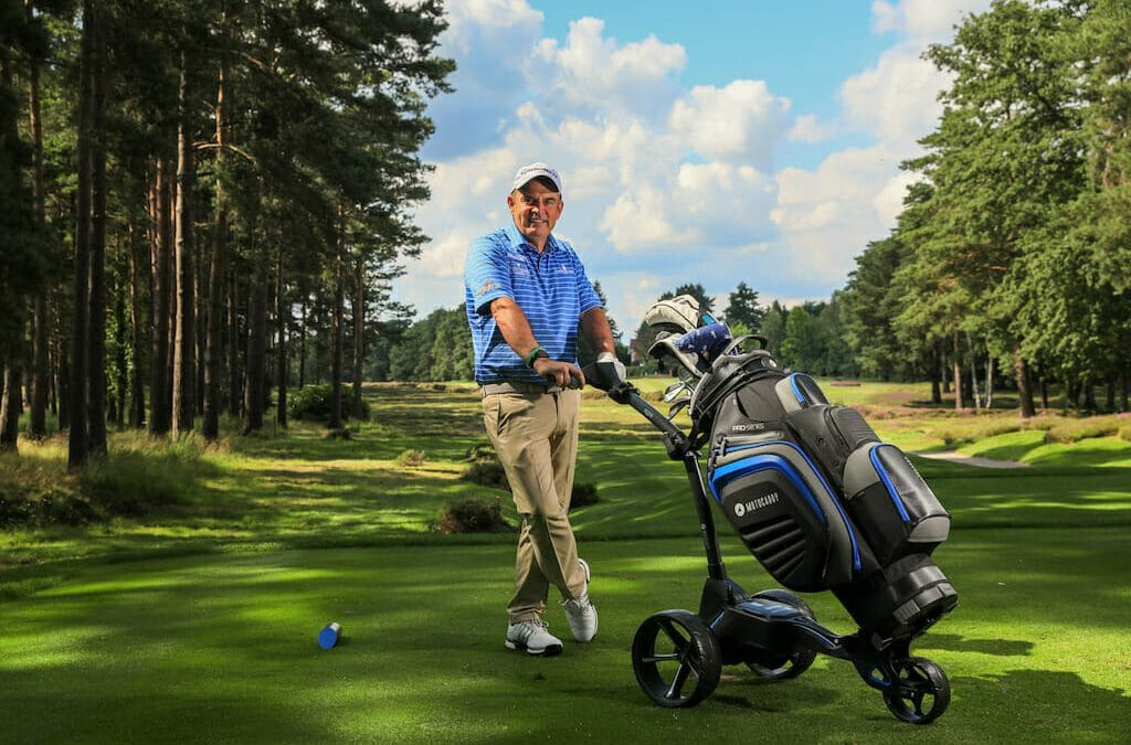 McGinley to showcase Ireland in Season One of 'Golf's Greatest Holes'