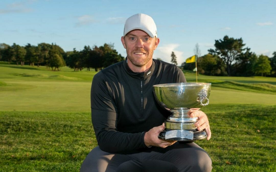 O'Keeffe retains Munster Stroke Play Championship in Cork