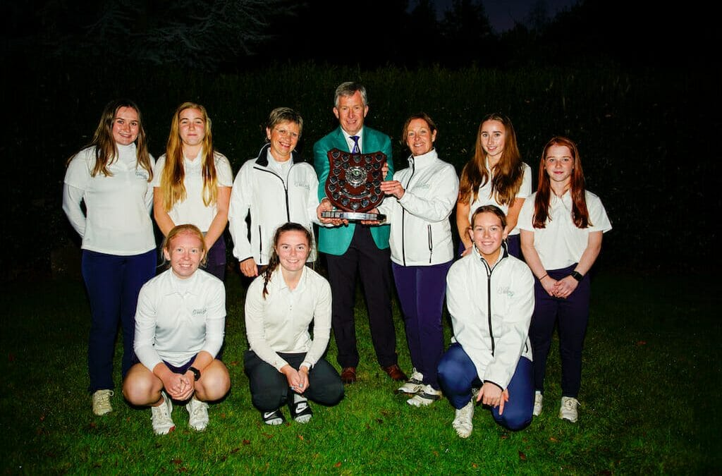 Ulster and Connacht win Under-18 Interprovincial Championships