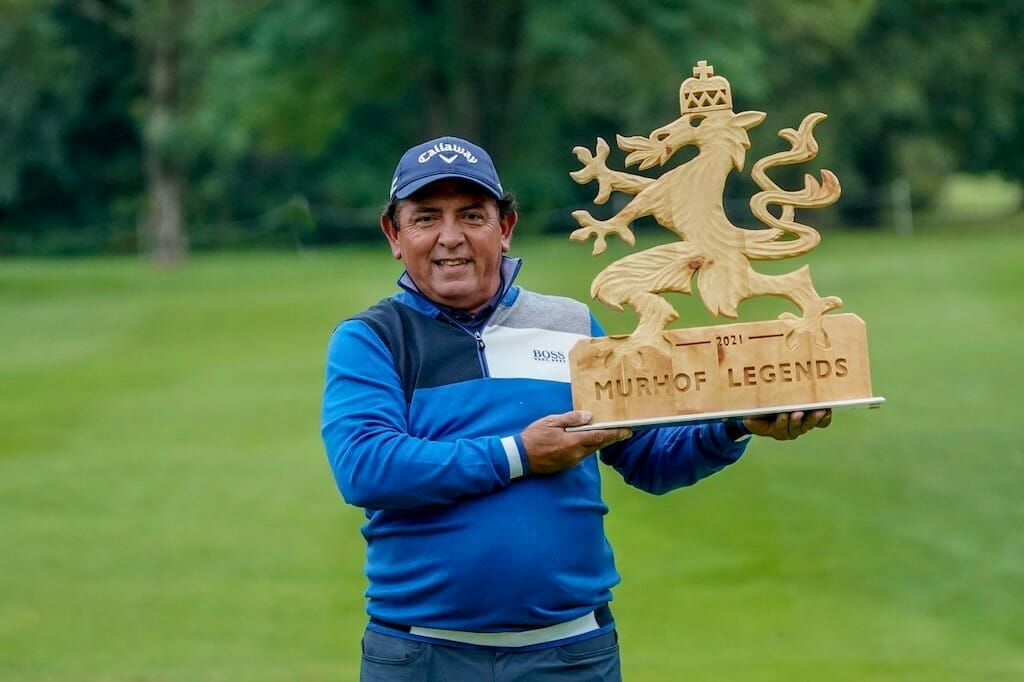 Dominant Molina secures maiden Legends title in Austria