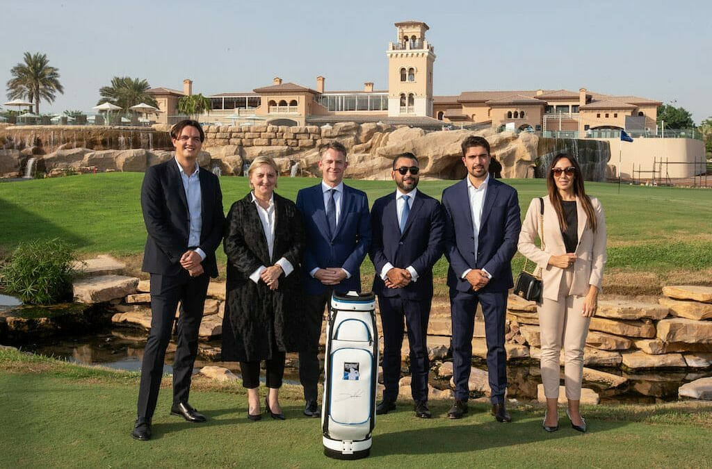 BDSwiss becomes Official Sponsor of DP World Tour Championship
