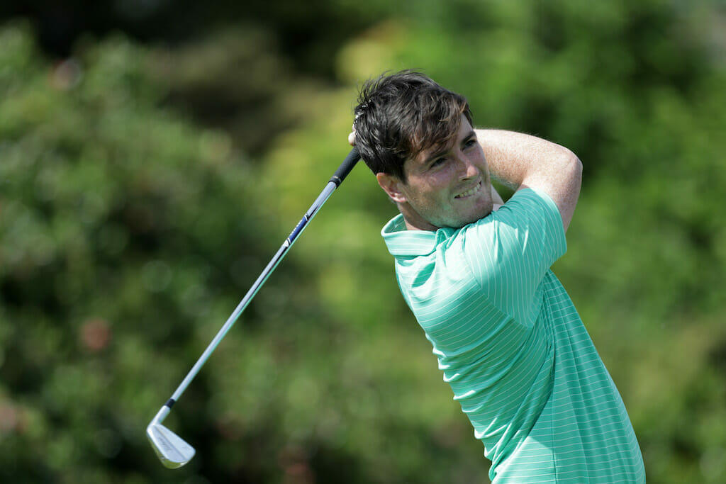 McElroy Ireland's sole representative at EuroPro Tour ...